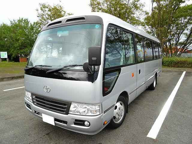 TOYOTA COASTER LONG GX TURBO