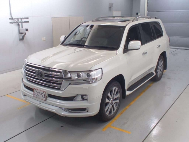 TOYOTA LAND CRUISER (ZX)